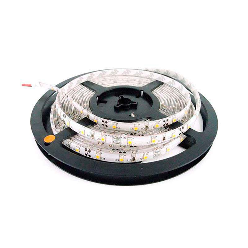 LED Flexible Strip SMD5050, 5m, (30Led m) - IP65, Cool white